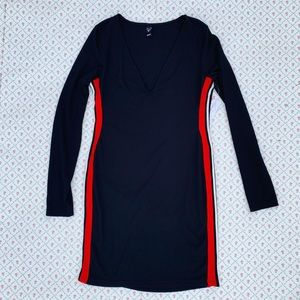 Windsor long sleeve dress